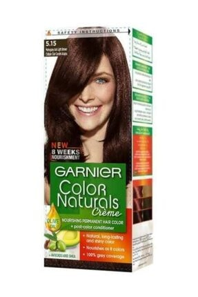 Garnier Sac Boyasi Color Naturals 5 25 Sicak Kahve 3600542229890