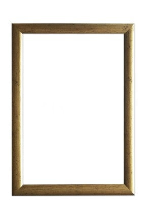 LYN HOME & DECOR 23,5x33,5 Cm Eskitme Sarı Fotoğraf Çerçevesi 0