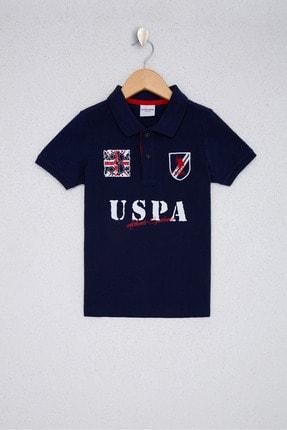 US Polo Assn Lacivert Erkek Çocuk T-Shirt 0