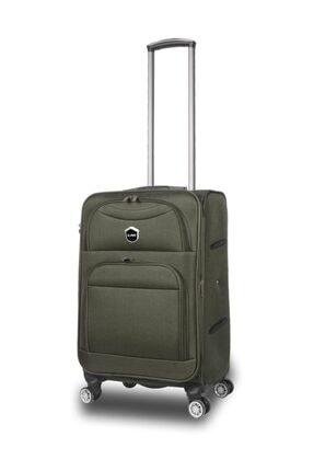 NK Yeşil Unisex Valiz & Bavul K-NKVLZ-010 0