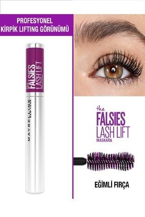 Maybelline New York Falsies Lash Lift Siyah Maskara & Falsies Lash Mask Kirpik Maskesi  2'li Set 36005315846962 1
