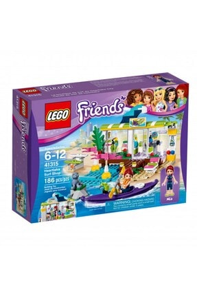 LEGO Friends Heartlake Sörf Mağazası 41315 1