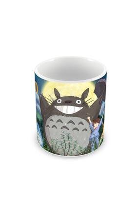 Penguen Dükkan Totoro Baskılı Kupa Bardak Anime Manga Serisi 0
