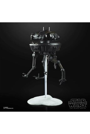 Hasbro Star Wars The Black Series Imperial Probe Droid Deluxe Action Figure 2