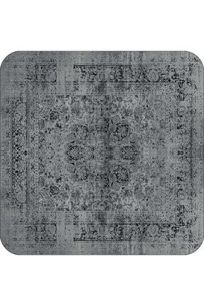RugViva Dijital Banyo Halısı Klozet Takımı 2'li Paspas Seti Bs239 50x80cm + 50x50cm 2
