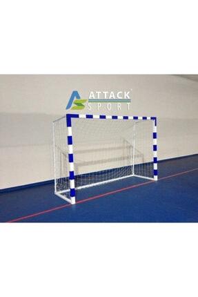 Attack Sport Hentbol Kale Filesi Ağı Ahf141 3mm 10x10 Polipren (floş) 0