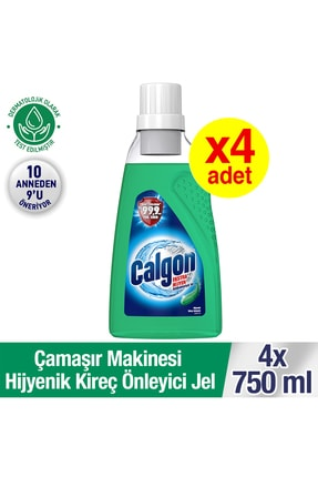Calgon H+ Jel 750 Ml Hijyen X 4 Adet 0