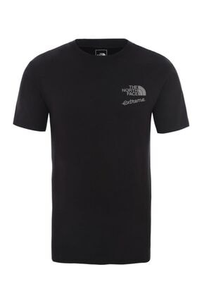 The North Face Extreme Erkek T-Shirt Siyah 0