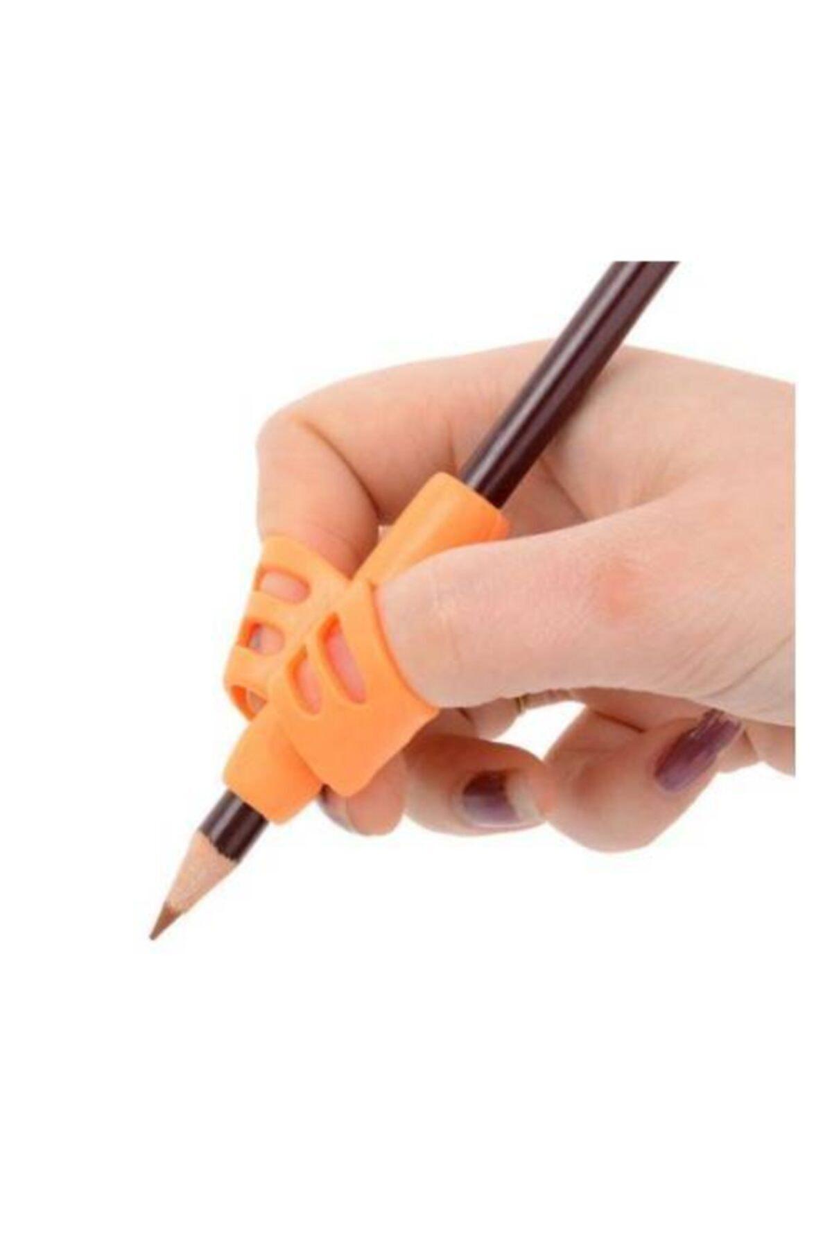 Kalem Tutamağı 4 Adet Set Tutamaç Tutma Tutamak Kavrama Yazı Yazma Tutuş Düzeltme Öğrenmeye Yardımcı