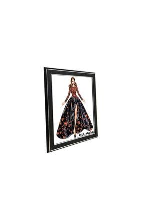 ÖZCANLAR ÇERÇEVE Hediyelik Çerçeve Dekorasyon Kişiye Özel Resim Çerçevesi Fotoğraf Çerçevesi  40x50 cm 1