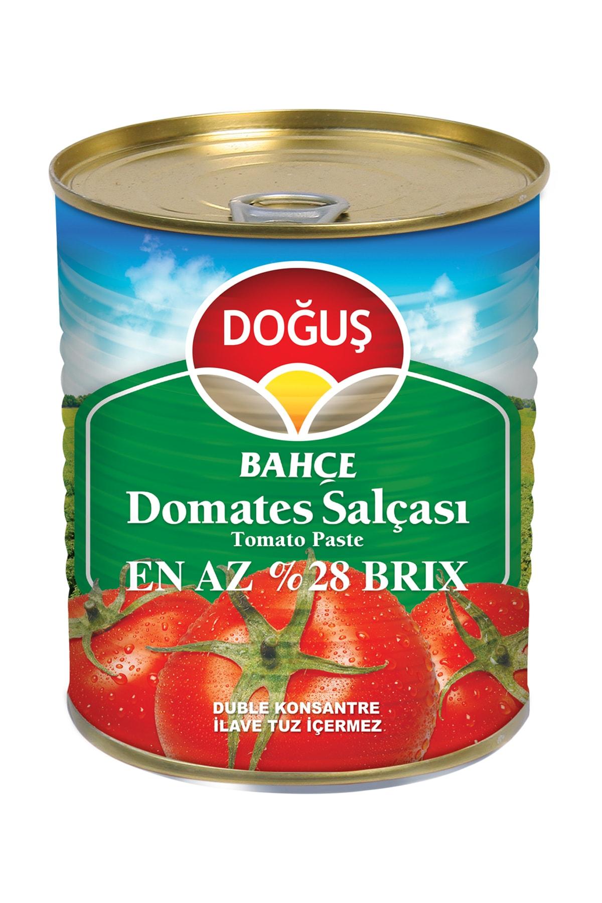Doğuş Çay Doğuş Bahçe Domates Salça 5000 g 8690719104087 0