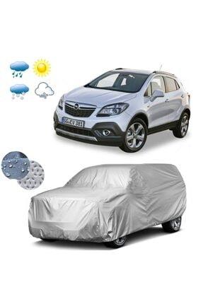 AutoZEL Opel Antara Araba Koruyucu Miflonlu Oto Brandası 1