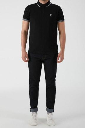 Ltb Erkek  Siyah Polo Yaka T-Shirt 012208408060890000 2