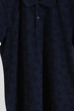 Ltb Erkek  Lacivert Polo Yaka T-Shirt 012208430760890000 1