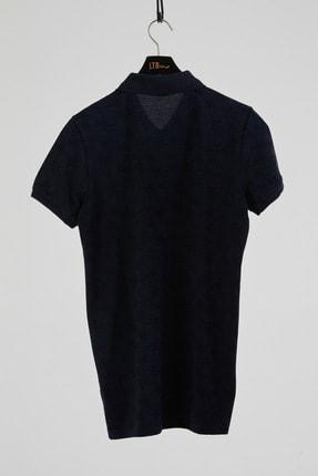 Ltb Erkek  Lacivert Polo Yaka T-Shirt 012208430760890000 2