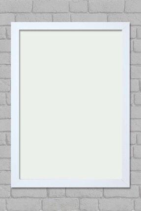 LYN HOME & DECOR Beyaz Fotoğraf Çerçevesi 33,5x43,5 cm 0