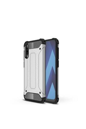 Mopal Samsung A70 Robokop Zırh Tam Koruma Crash Silikon Kılıf 0