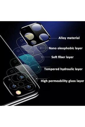 Go-Des Iphone Se 2020 5li Set Kılıf Kamera Lens Ön Arka Ekran Koruyucu 4