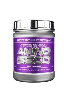 Scitec Nutrition Amino 5600 200 Tablet 0