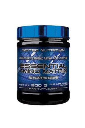 Scitec Nutrition Essential Amino Matrix 300 Gr 0