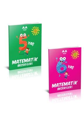 5 - 6 Yaş Matematik Becerileri Seti 234675