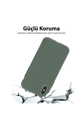 Mobilteam Apple Iphone 6s Kılıf Içi Kadife Lansman Kapak - Mor 1