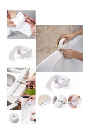 Helen's Home Su Sızdırmaz Banyo Mutfak Kenar Bandı 3.2 mt 2