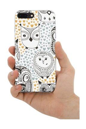 Melefoni Apple iPhone 7 Plus Kılıf Owl Serisi Teagan 1