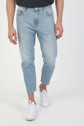 Açık Mavi Erkek Pantolon CL1050243 resmi