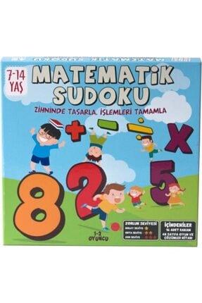 Tes Yayıncılık Matematik Sudoku Zeka Oyunu 0