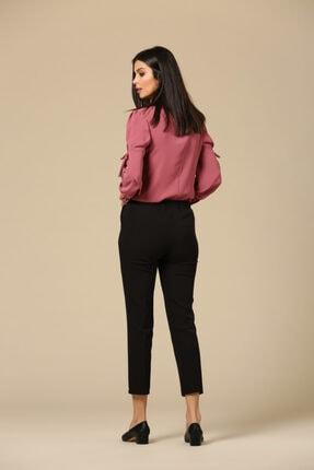 JUKİ MODA Jukı 5545 Fiyonklu Kadın Bluz 3