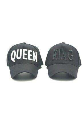 Accesory City Kıng&queen Kombin 2'li Şapka 0