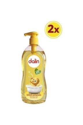 Dalin Bebek Şampuanı 900 ml x 2 Adet 1