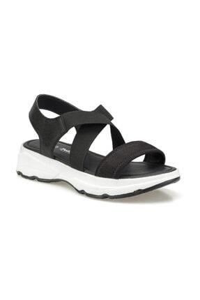 Polaris 315500.Z Siyah Kadın Sandalet 0