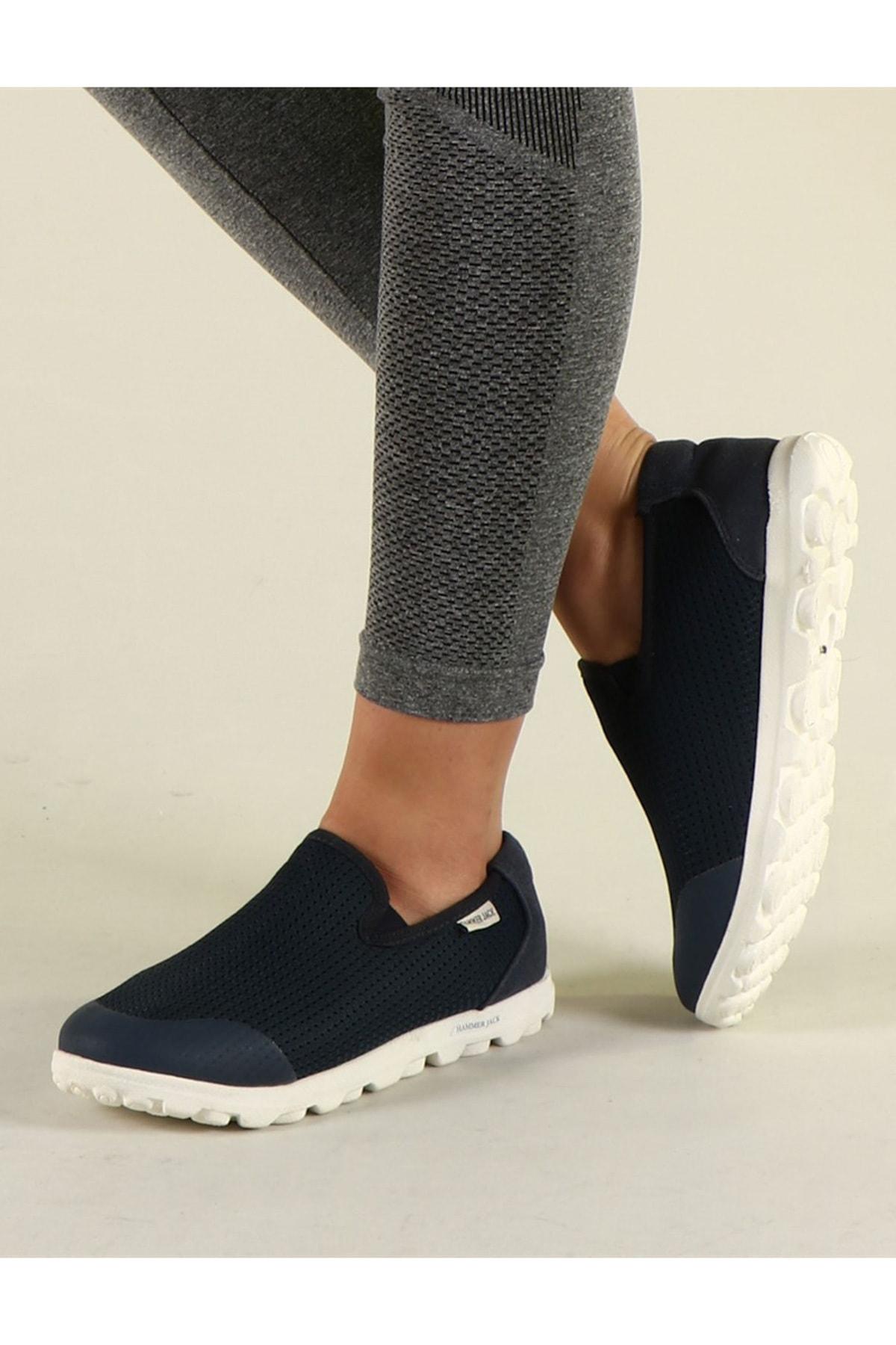 Hammer Jack Lacı Kadın Sneaker