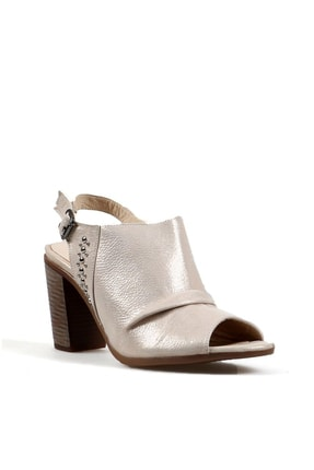 Hammer Jack Vızon Saten Kadın Ayakkabı 5 1