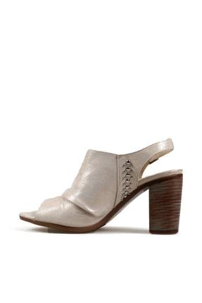 Hammer Jack Vızon Saten Kadın Ayakkabı 5 3