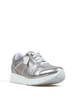 Hammer Jack Gümüş Kadın Ayakkabı 102 19600-z 1