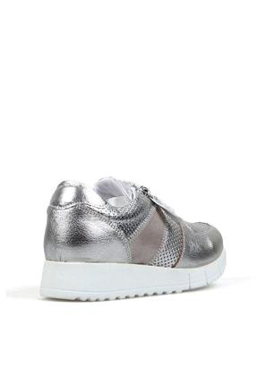 Hammer Jack Gümüş Kadın Ayakkabı 102 19600-z 2