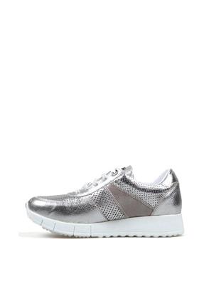 Hammer Jack Gümüş Kadın Ayakkabı 102 19600-z 3