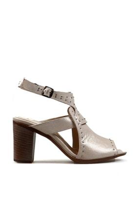 Hammer Jack Vızon Saten Kadın Ayakkabı 538 111-z 0