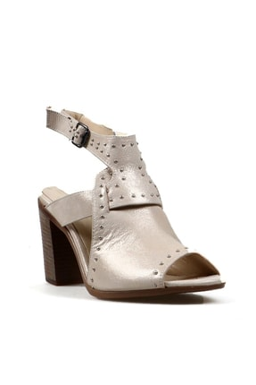 Hammer Jack Vızon Saten Kadın Ayakkabı 538 111-z 1