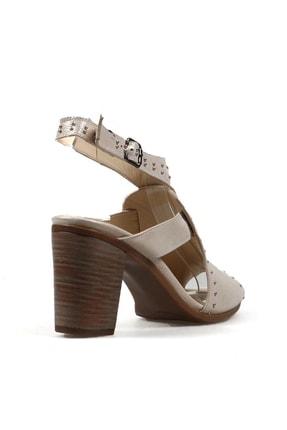 Hammer Jack Vızon Saten Kadın Ayakkabı 538 111-z 2
