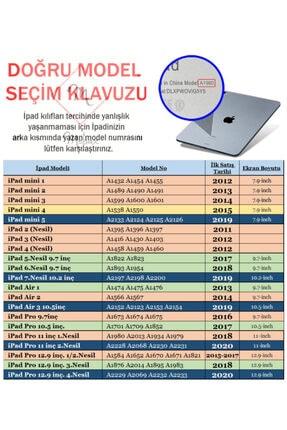 MOBAX Apple Ipad Pro 11 2020 2. Nesil Kılıf 360 Dönebilen Standlı Kılıf A2228 A2068 A2230 A2231 1