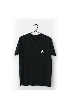 VectorWear Air Jordan Basketbol Normal Kalıp Tişört 0