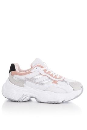 Tonny Black Kadın Spor Ayakkabı Beyaz Pudra Tb246 2