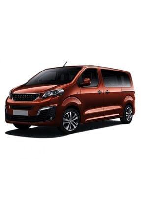 T&S DIZAYN Peugeot Expert Krom Kapı Kolu 5 Kapı 10 Prç. 2016 Üzeri 0