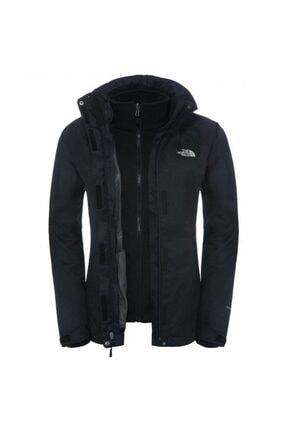 The North Face Evolve Iı Triclimate Outdoor Kadın Ceketi - Siyah T0Cg56Kx7 0