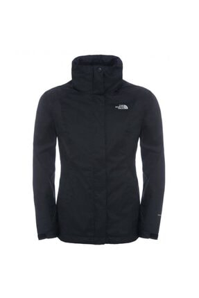 The North Face Evolve Iı Triclimate Outdoor Kadın Ceketi - Siyah T0Cg56Kx7 3