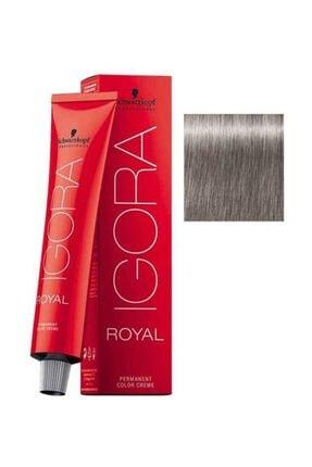 Igora Saç Boyası -Royal 8.11 Açık Kumral-Yoğun Sandre 4045787207507 0